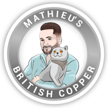 Mathieu's British Copper